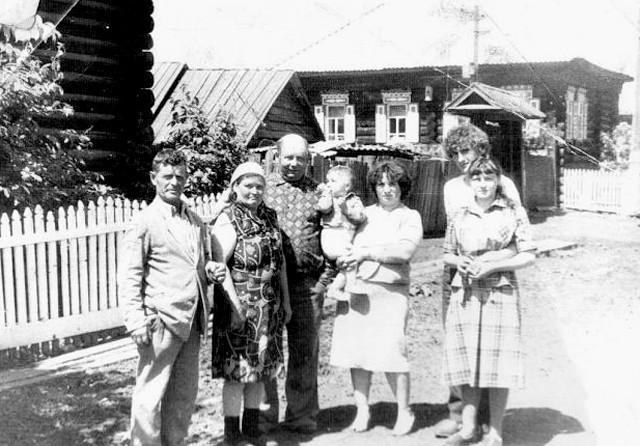 В селе Екатериновка