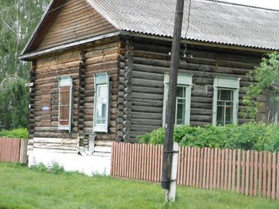 Старое здание Екатерининской школы