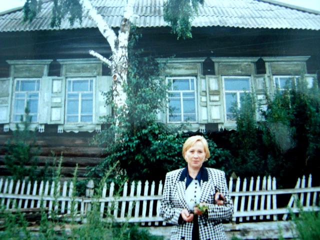 Дом Черепановых в селе Екатериновка