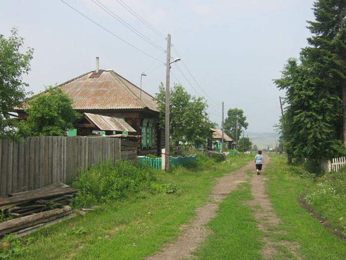 Дом Рыжовых с. Екатериновка