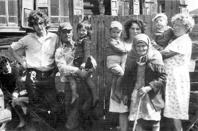 Семья Стахеевых