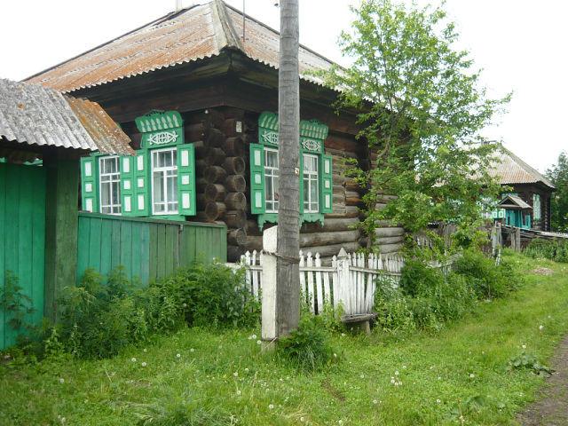 Родительский дом - Рыжова Сергея Васильевича и Зинаиды Федоровны.