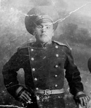 Берсенёв П.Г. 1915 год.
