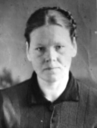 Елисеева (Телятник) Анна Ивановна