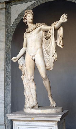 """""""Apollo del Belvedere"""""""