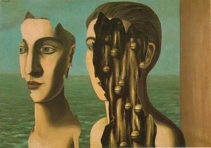 """René Magritte, """"Il doppio segreto"""" (1927)"""