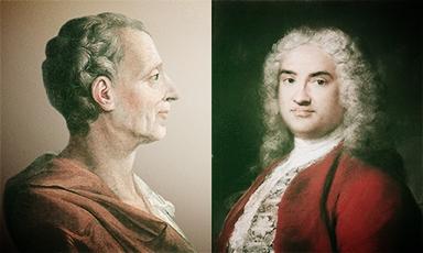 Montesquieu e Verri