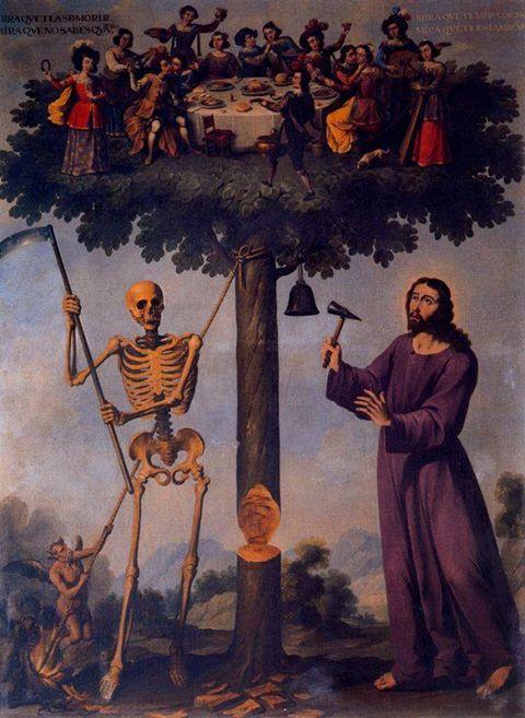 """Ignacio de Ries, """"Albero della Vita"""" (1653)"""