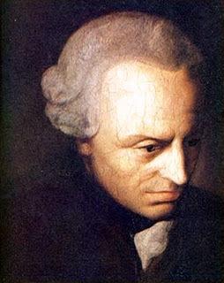 Immanuel Kant (1724-1804)