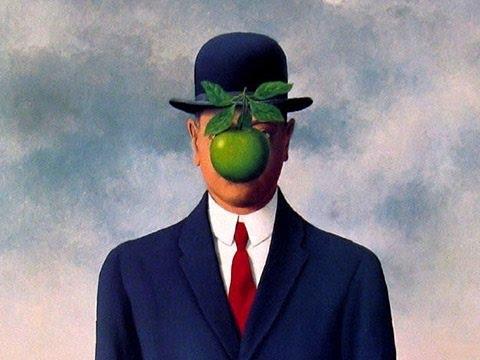 """René Magritte, """"Il figlio dell'uomo"""" (1964)"""