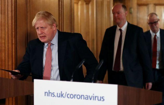 Boris Johnson, Primo Ministro inglese