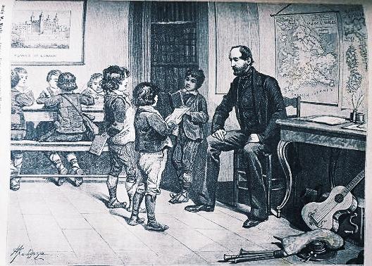 La scuola di Hatton Garden: Mazzini in esilio insegna ai bambini poveri di Londra