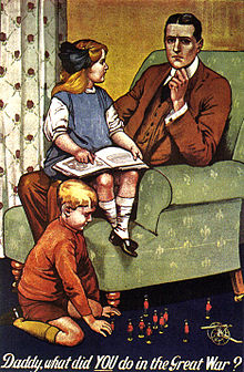 Propaganda inglese, 1915