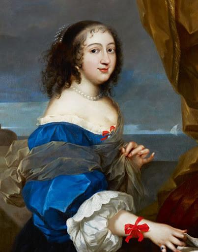 Ritratto di Madame de Maintenon
