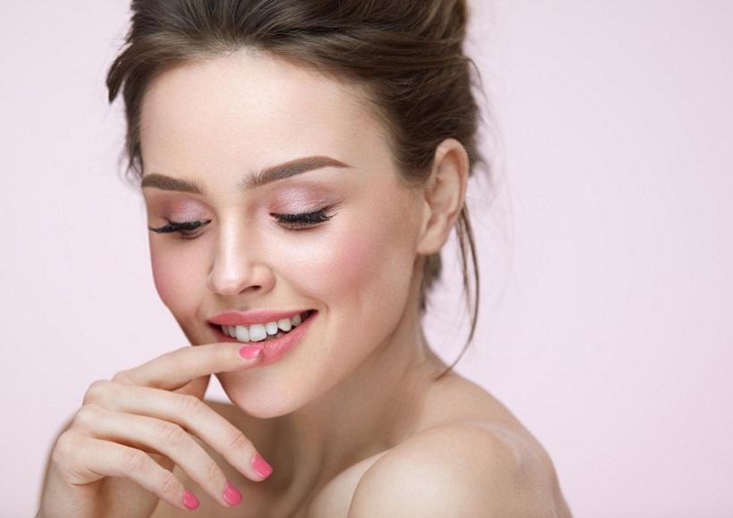 MakeUp, Look und Trend, natürlich, strahlend