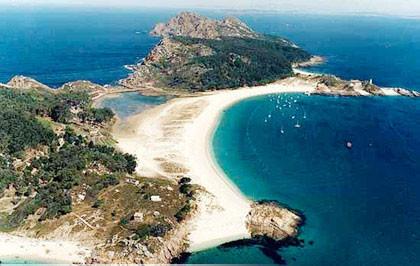 Illas Cies una de las mejores playas del mundo