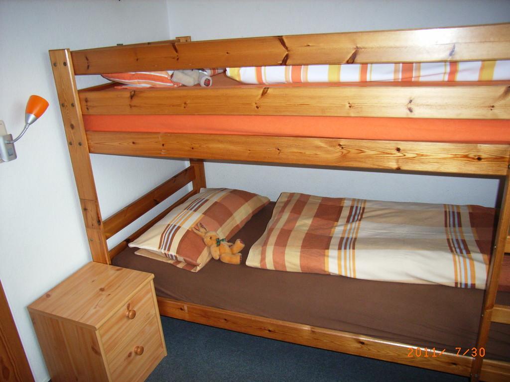 Kinderzimmer Etagenbett