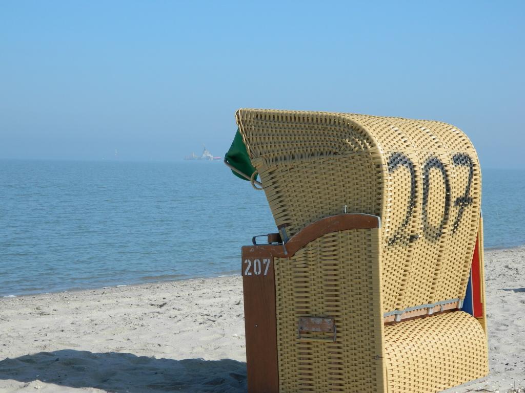 Ihr Strandkorb