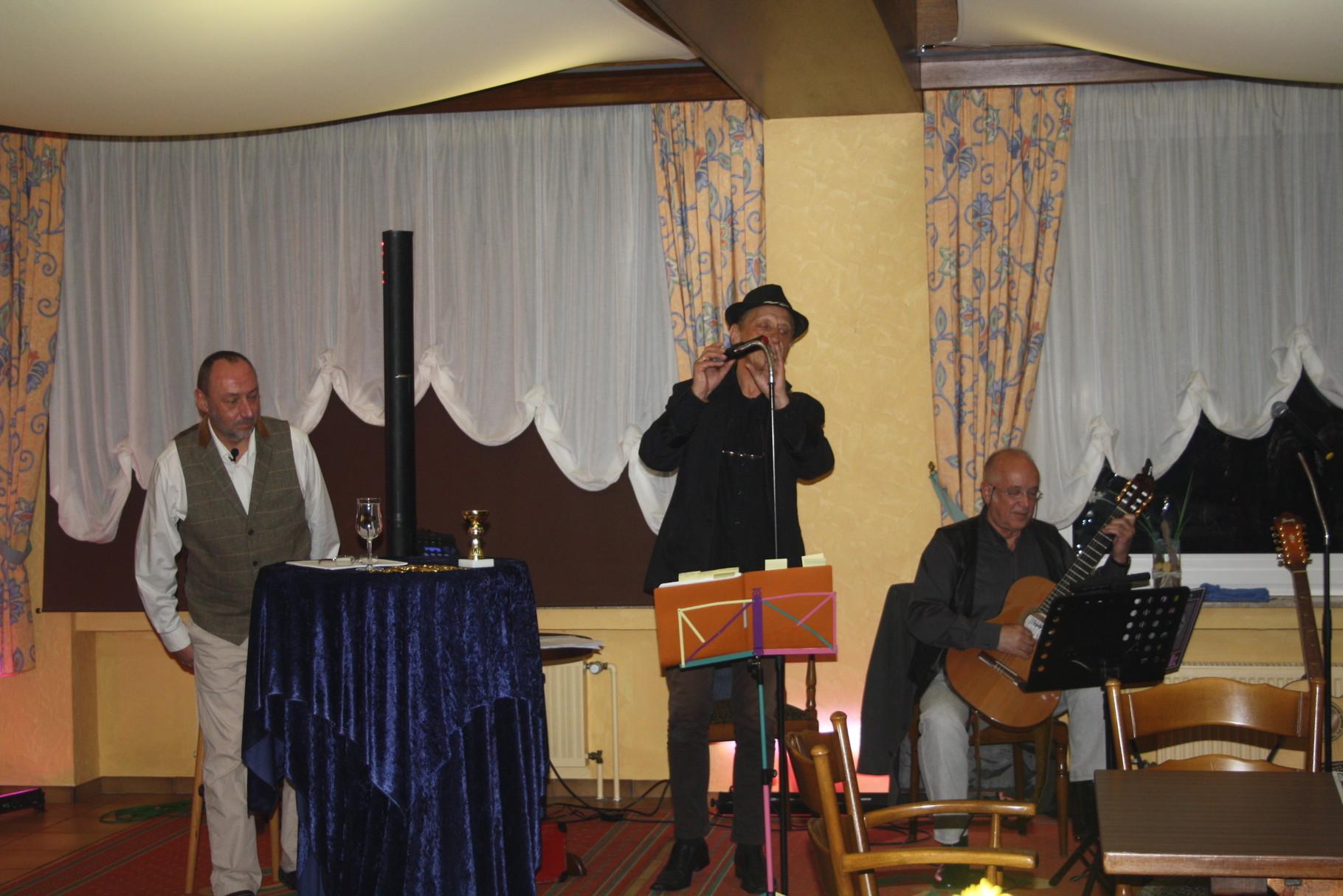 Mördergold auf Tour - Premiere im Eisernen Ritter in Boppard/Weiler am 15.10.15