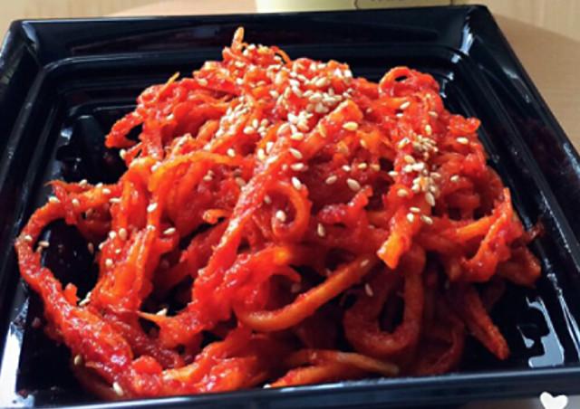 さきいかキムチを取り寄せるなら【キムチ屋 仁 ~jin~】~秘伝のレシピで作った絶品キムチを提供~