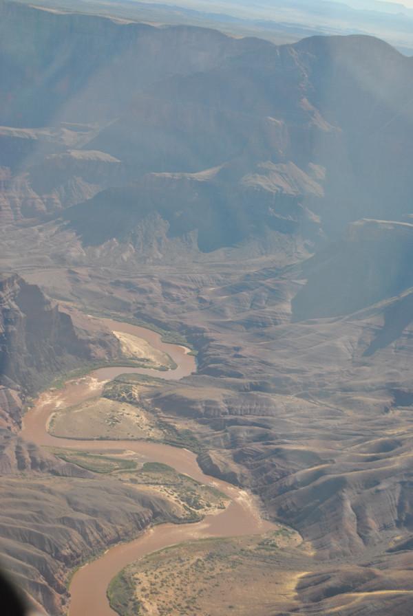 Grand Canyon von oben
