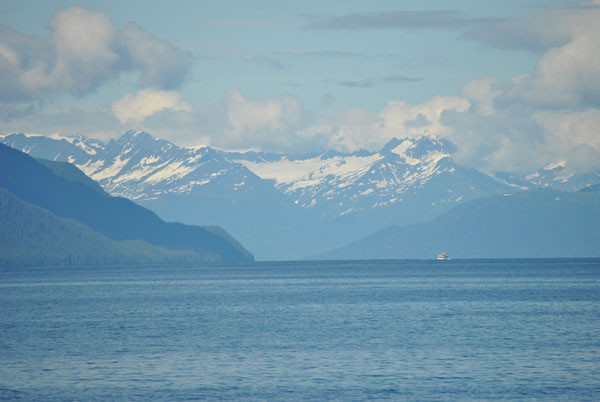 durch die Fjorde am Pazifik