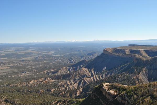 Mesa Verda Nationalpark