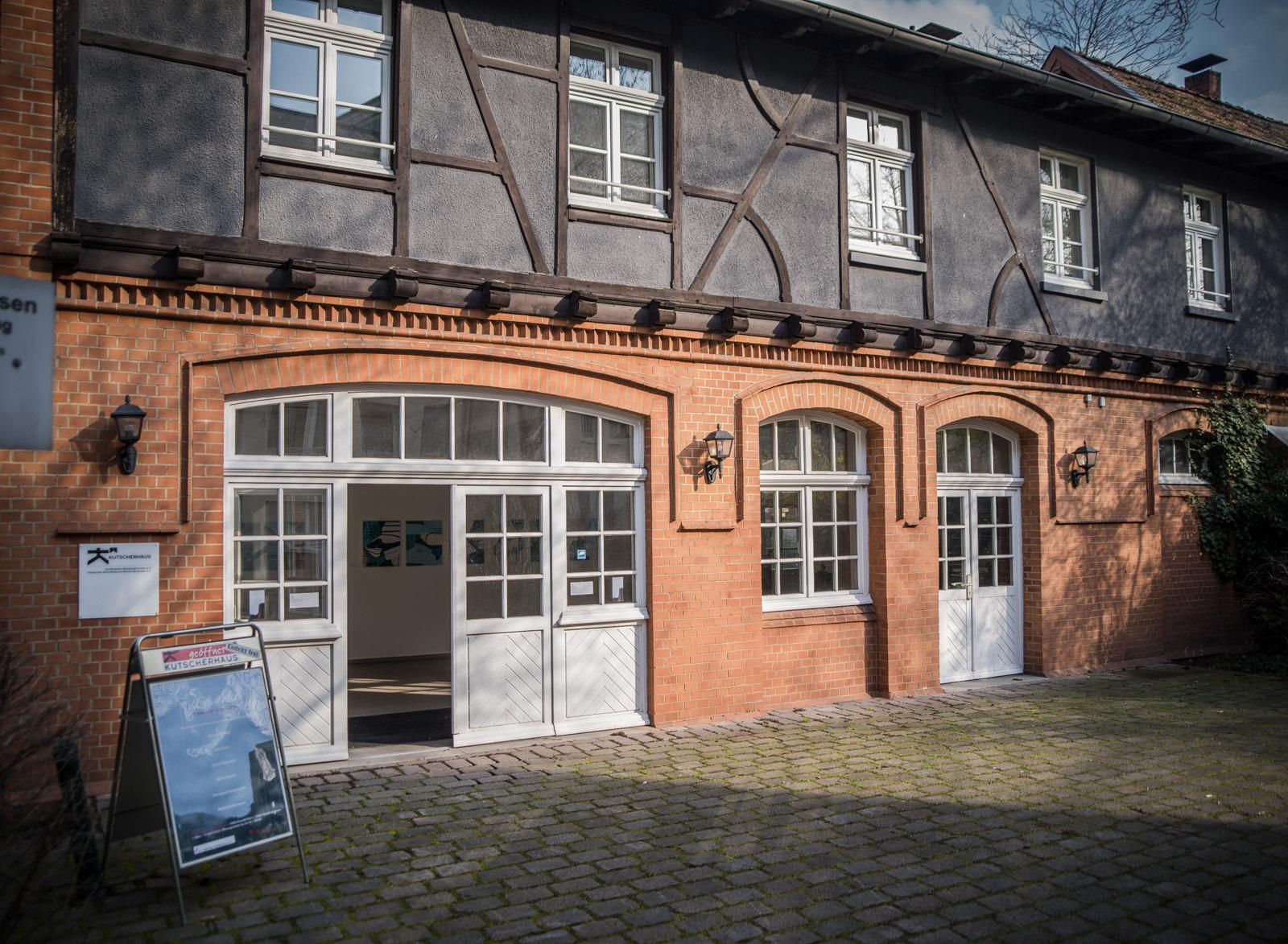 Der Ausstellungsort: Kutscherhaus Recklinghausen