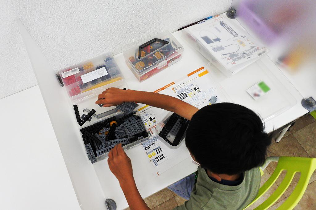 受講日時の変更も出来るロボットプログラミング教室