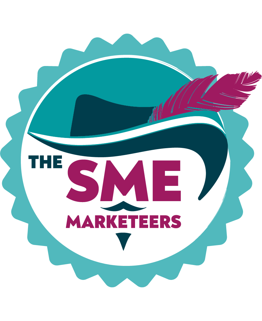 SME Marketeers final logo design, by Design By Pie, Graphic Designer, North Devon