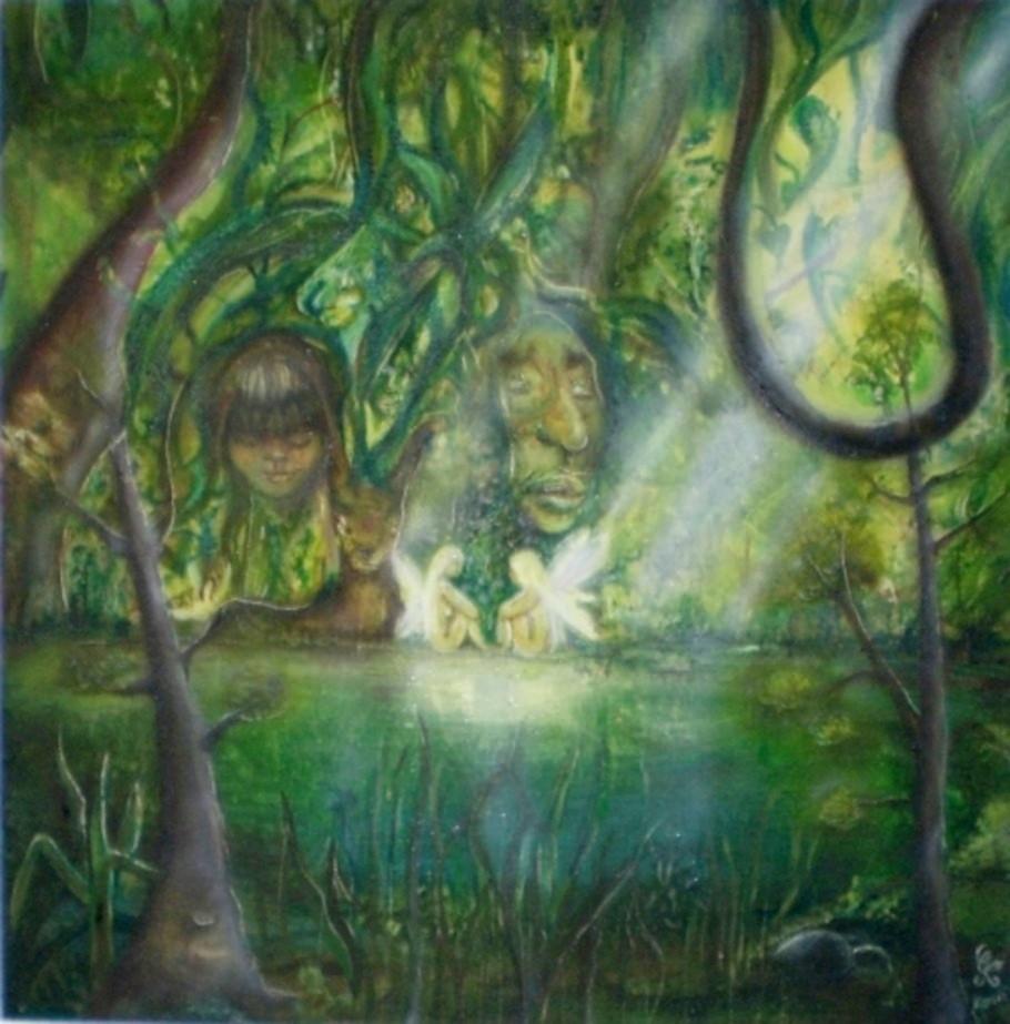 Dschungelgeflüster