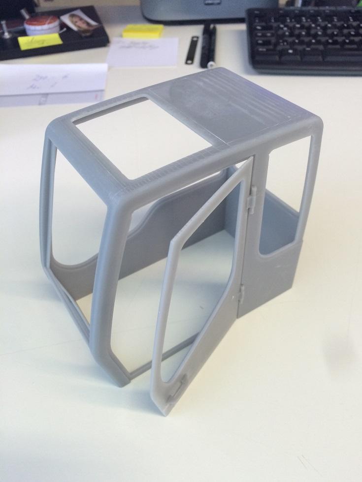 Baggerkabinen kabineneinrichtung m holzbauers webseite for Kunststoff fensterscheiben