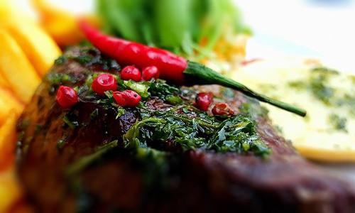 Das Marc Restaurant Burgau - internationale kulinarische Spezialitäten - Fleischspezialtitäten
