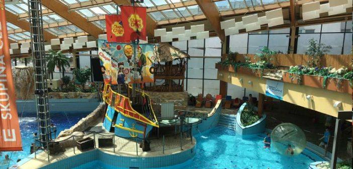 Aquapalace in Praag