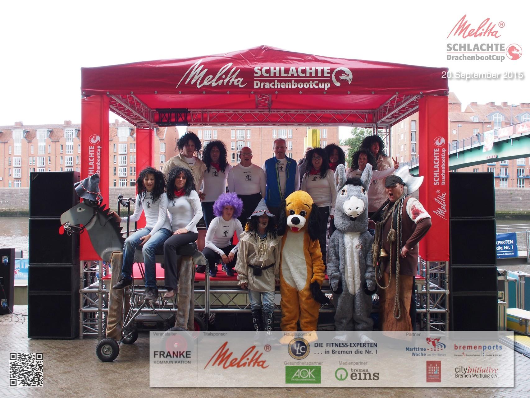 Räuberhaus im Schnoor - die Sieger von 2013 - auch dieses Jahr gut dabei