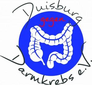 Logo Duisburg gegen Darmkrebs e. V.