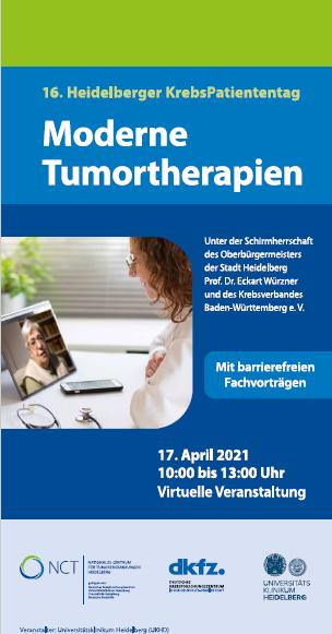 Heidelberger KrebsPatiententag online