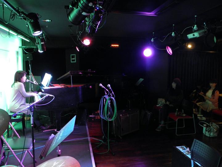 横浜ジャム音楽学院 弾き語りNight