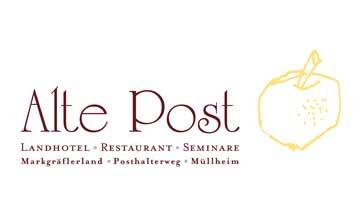 Logo Hotel Alte Post Müllheim