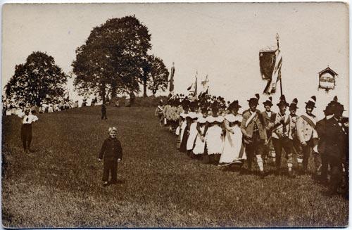 1911 - Standartenweihe
