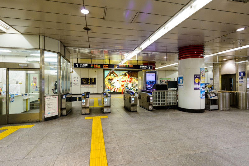 つくばエクスプレス「浅草」駅
