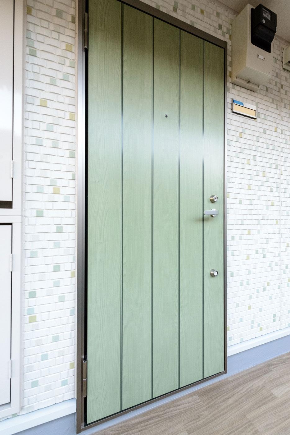 ドア1・2階