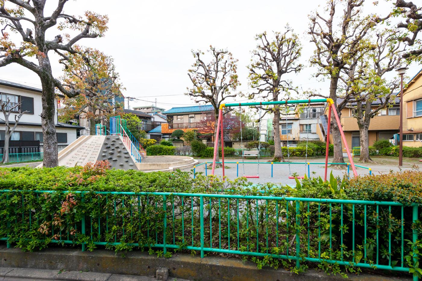 きねがわ児童遊園(210m)