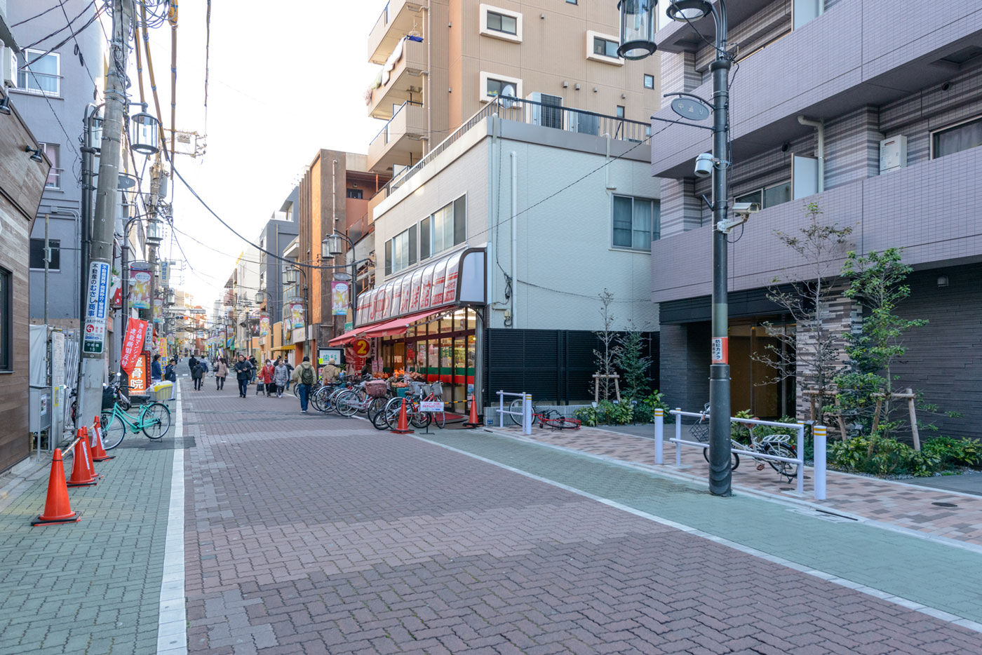 中板橋商店街4