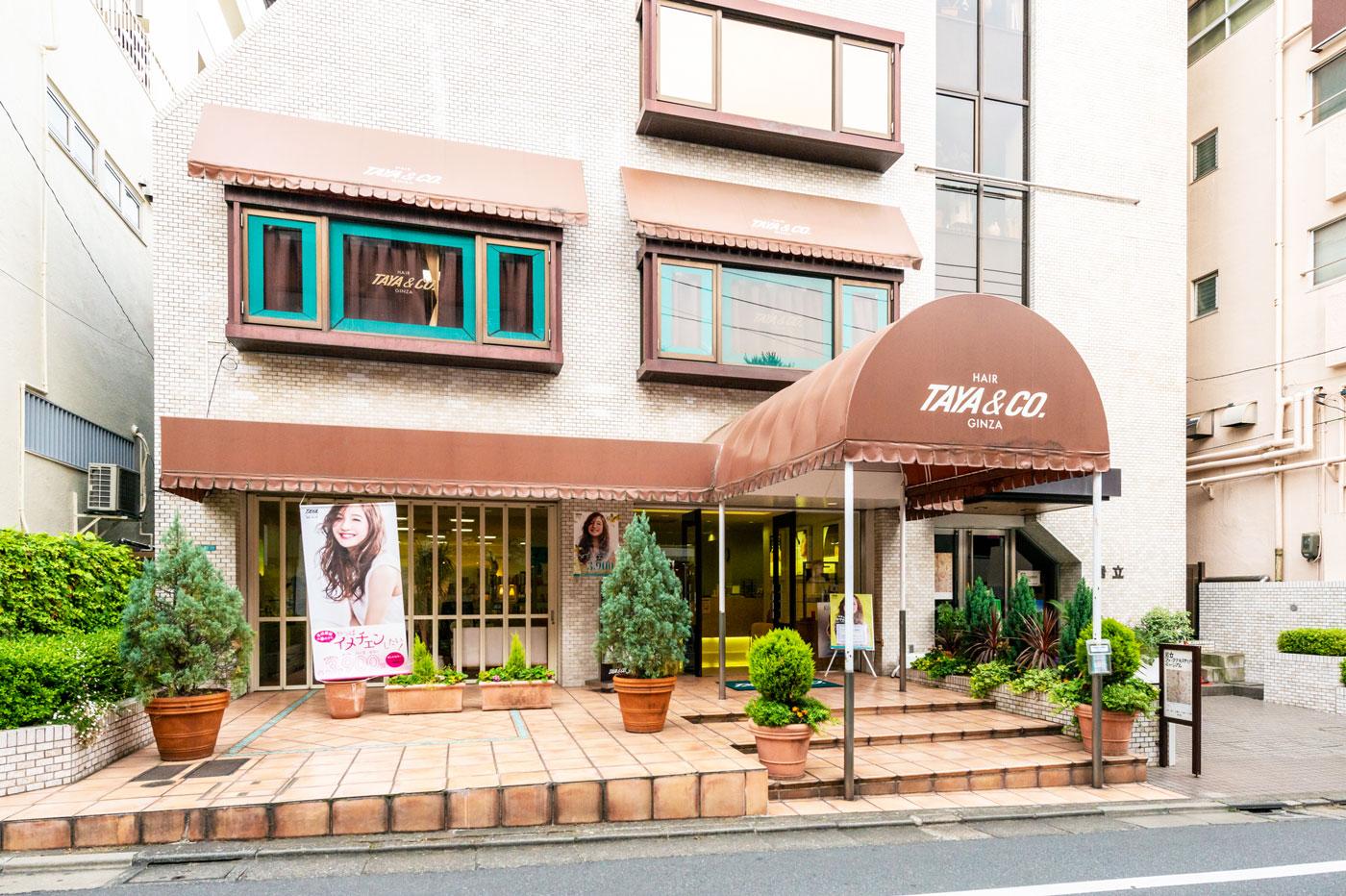 Taya&Co.GINZA自由が丘店(550m)