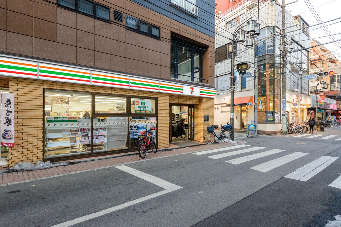 セブン・イレブン中板橋駅前通り店