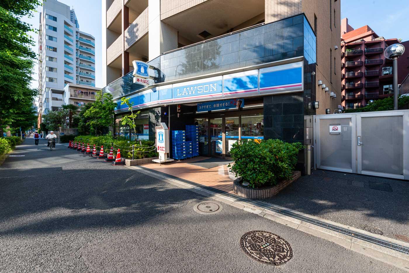 ローソン代々木西参道店(250m)