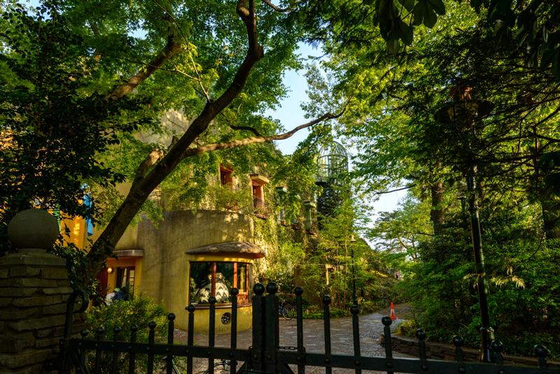 三鷹の森ジブリ美術館2
