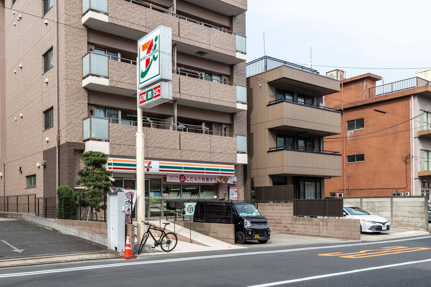 セブンイレブン墨田立川三丁目店(140m)