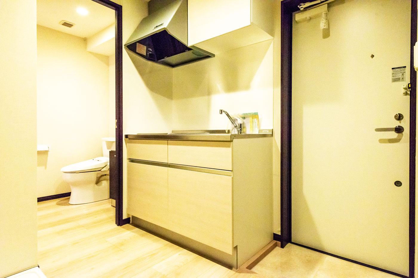 204(キッチン・トイレ・洗面室)